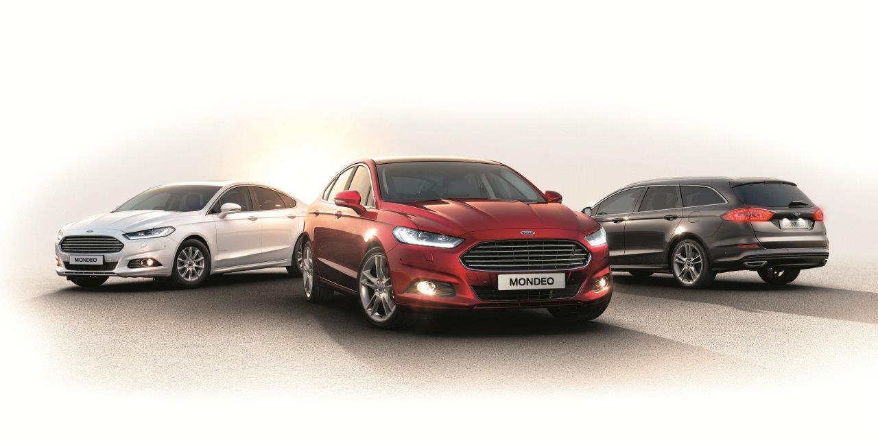 Der neue Ford Mondeo: ''Live und in Farbe'' im Autohaus Heiter