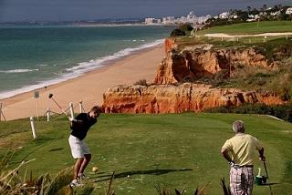 Golfunterricht in der Algarve mit Handicap inklusive - das geht!