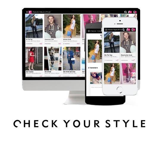Beratung und Inspiration - Fashionportal CHECK YOUR STYLE startet Crowdfunding