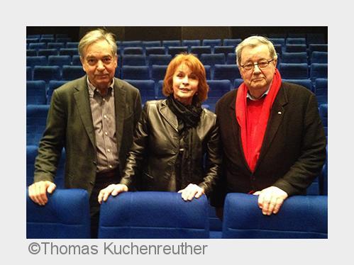 Regisseur Michael Verhoeven zu Gast,  Kinos M#xFCnchner Freiheit, 25.2.2015, 17.30 Uhr