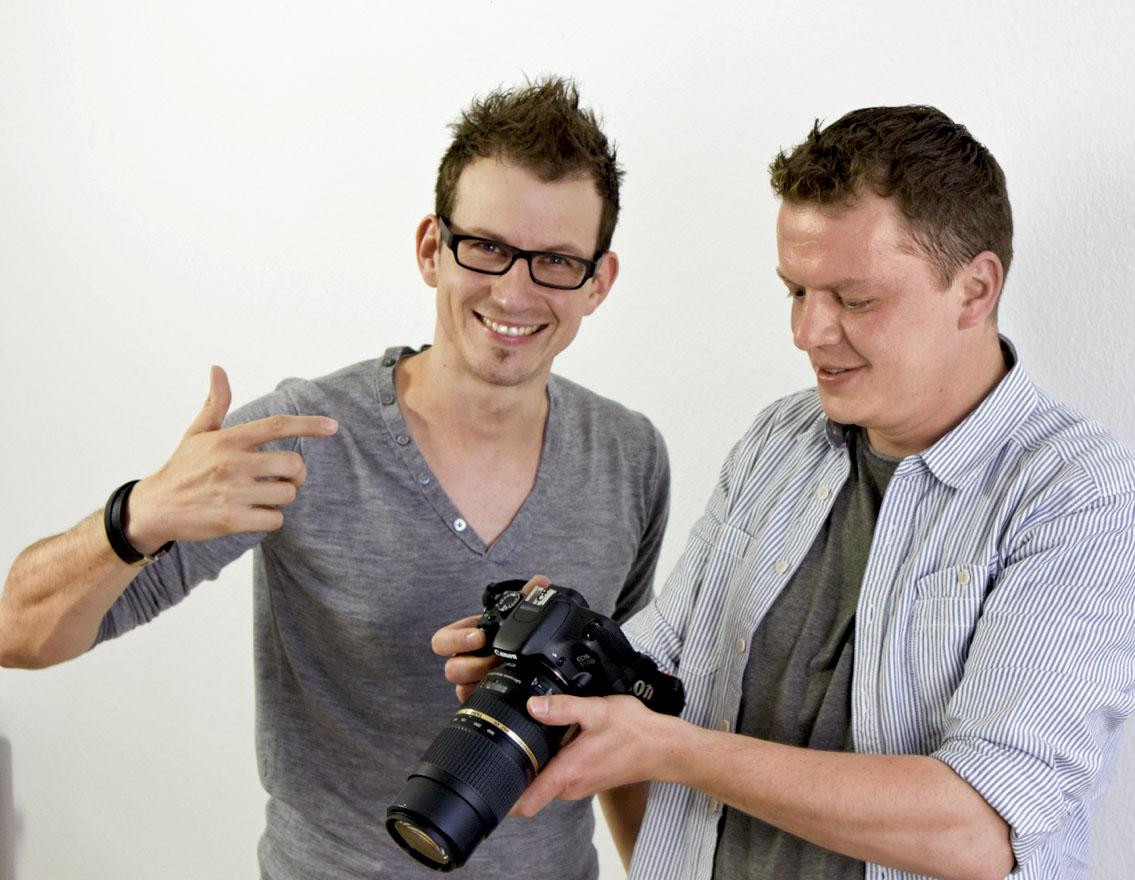Richtig fotografieren - Fotoworkshop f#xFCr Einsteiger bringt Licht ins Dunkel