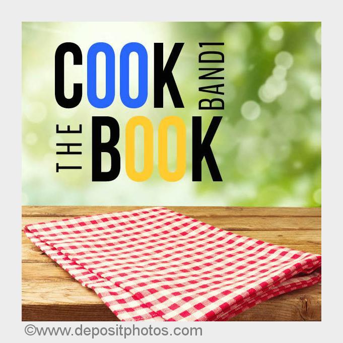Kostenloses Rezept - eBook ''The Cook Book'' ver#xF6ffentlicht