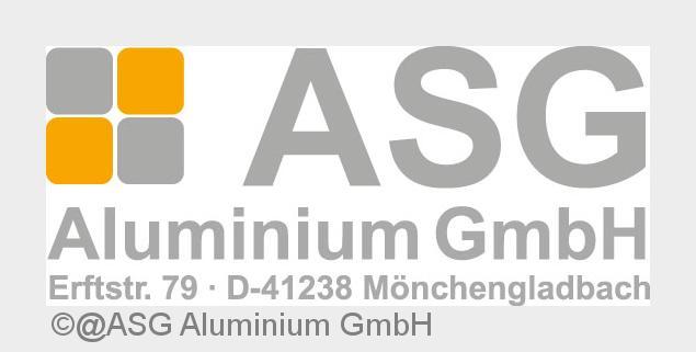 ASG Aluminium und Stahl GmbH baut neue Halle   und erweitert Lagerkapazit#xE4t