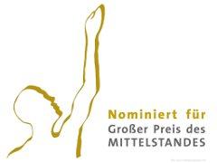 Die KFM Deutsche Mittelstand AG wurde zum 21. Wettbewerb ''Gro#xDFer Preis des Mittelstandes'' 2015 nominiert, der deutschlandweit begehrtesten Wirtschafts