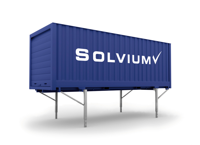 Solvium Intermodal 14-03: Neues Wechselkoffer-Angebot mit innovativer R#xFCckgabeoption