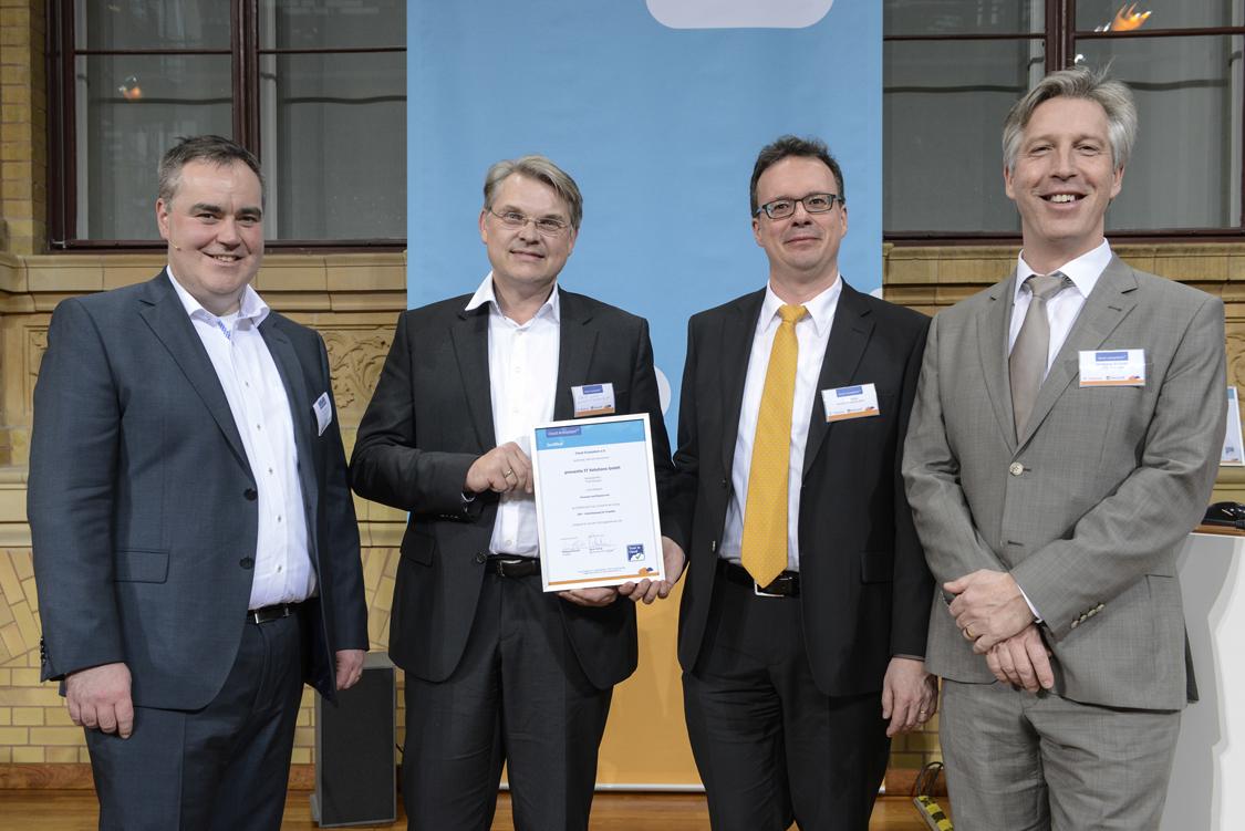 ZEP-Zeiterfassung erh#xE4lt ''Trust In Cloud''-Zertifikat