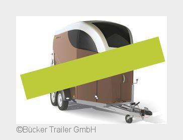 Mit-Pferden-reisen.de stellt neuen Pferdeanh#xE4nger Careliner von B#xFCcker vor