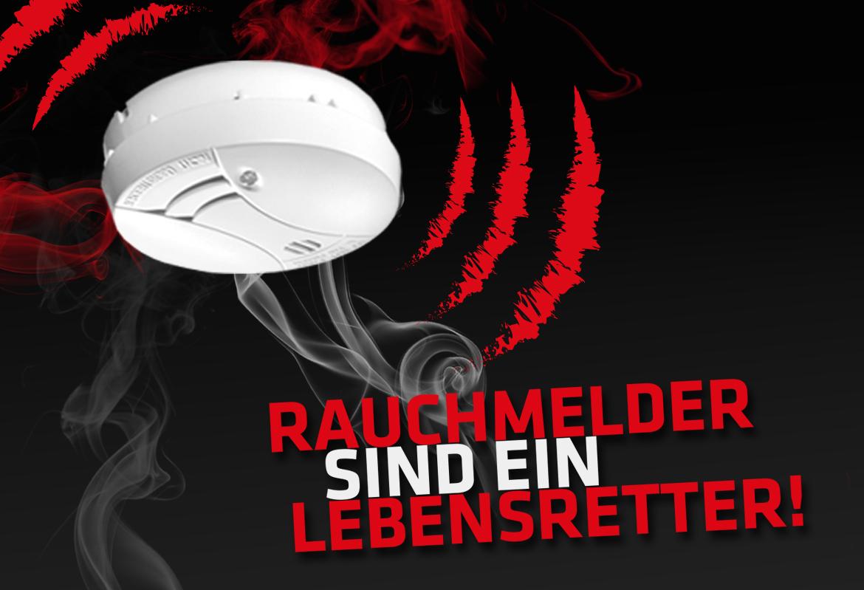 Rauchmelder jetzt auch in Hessen gesetzlich vorgeschrieben