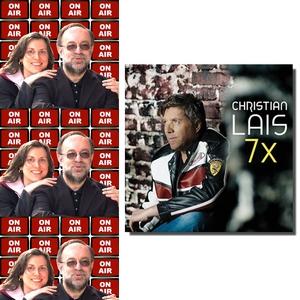 Roland Rube und Ariane Kranz On Air mit Christian Lais
