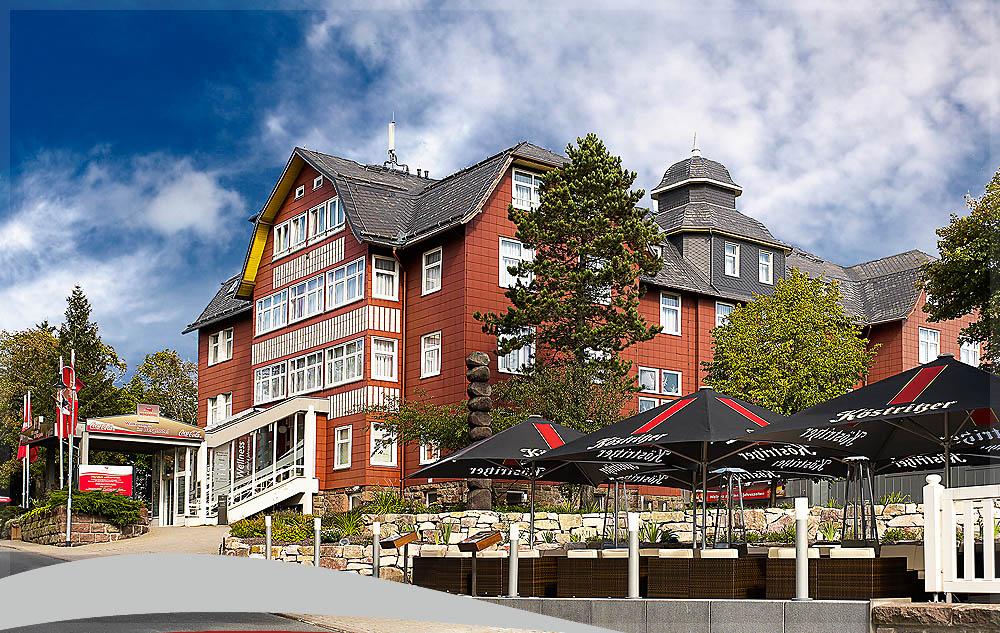 Gepflegtes Ambiente in stimmungsvoller Atmosphäre, festliche Anlässe im Berghotel