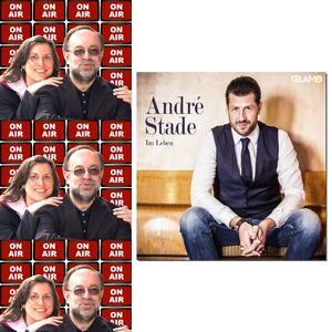 Roland Rube und Ariane Kranz On Air mit André Stade