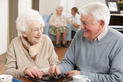 Der Klassiker im Bereich Pflegeimmobilien