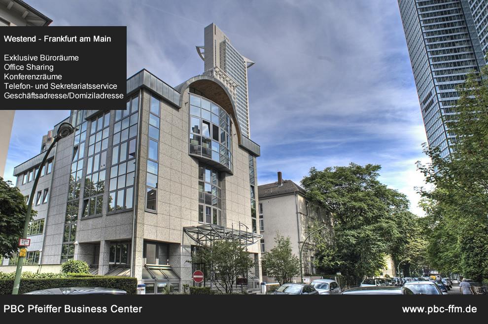 Jubiläum: 20 Jahre Pfeiffer Business Center in Frankfurt