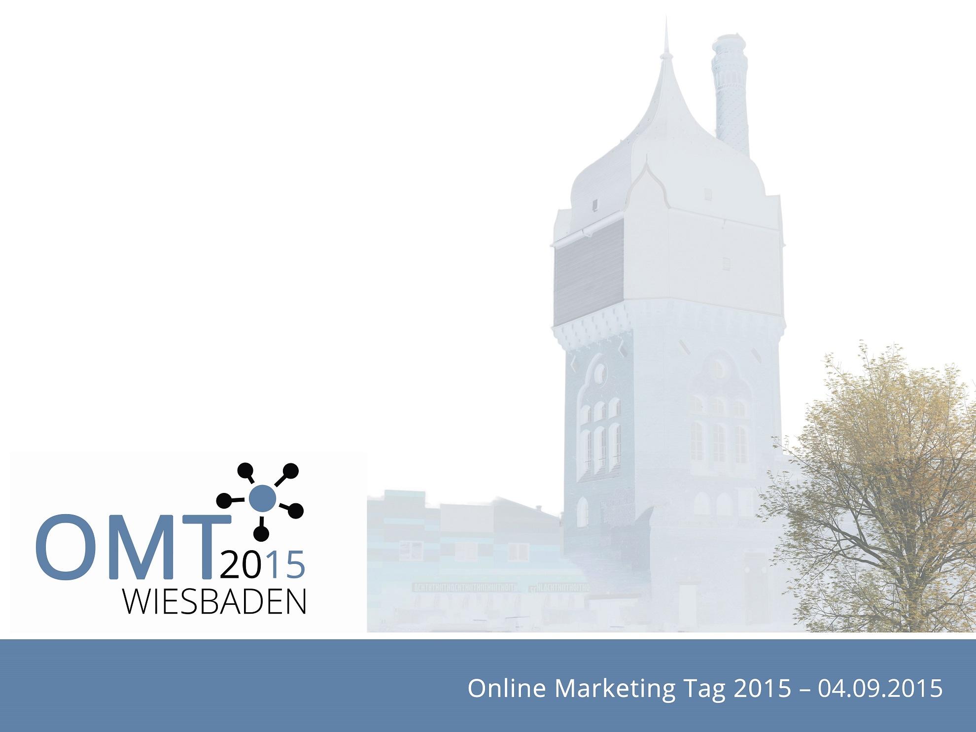 Online Marketing Tag 2015 in Wiesbaden
