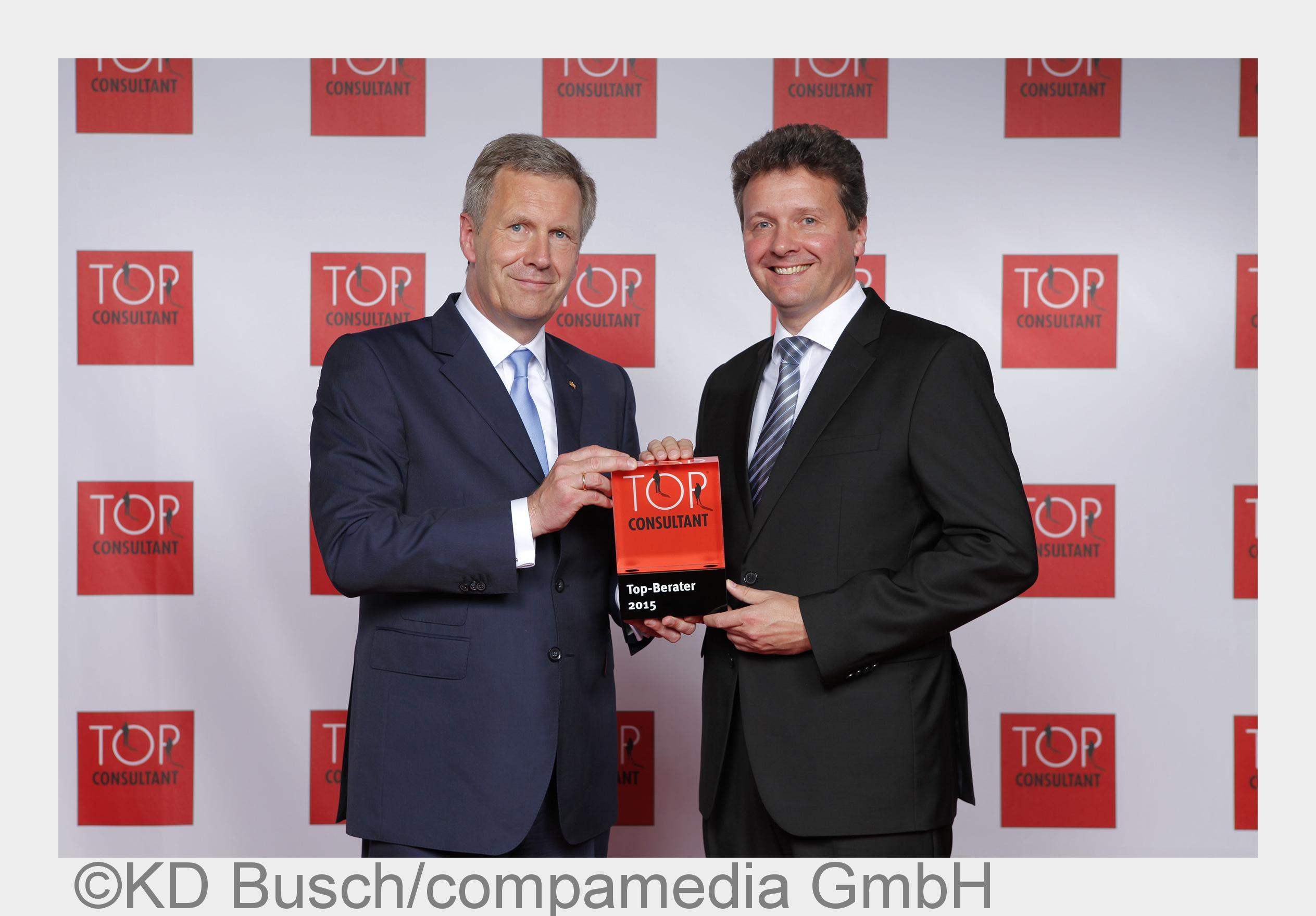 """Infor erneut von compamedia als """"Top Consultant"""" ausgezeichnet"""