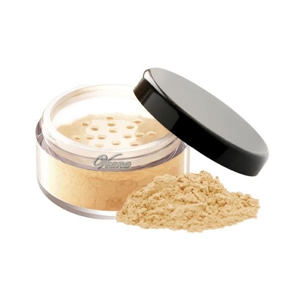 Mineral MakeUp individuell der Hautfarbe anpassen
