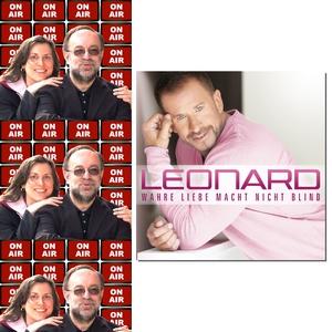Leonard On Air mit Roland Rube und Ariane Kranz