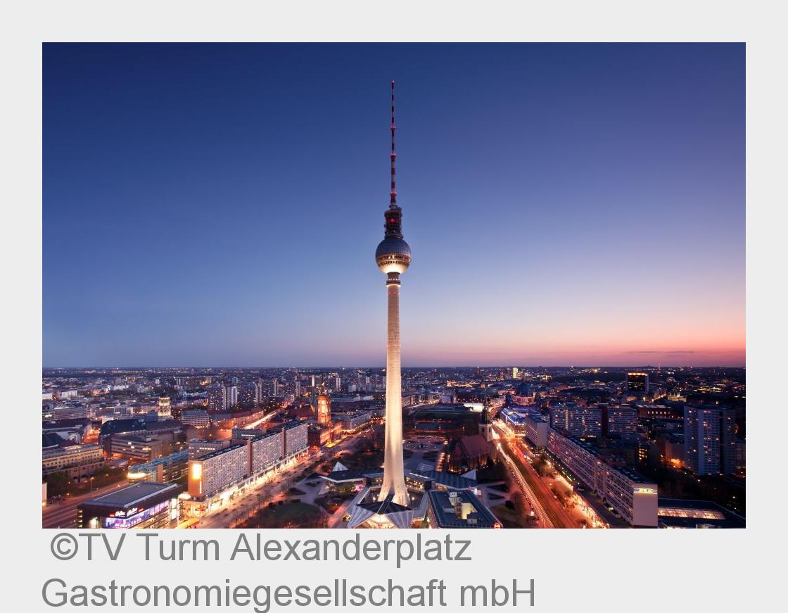Fernsehturm – FM im höchsten Gebäude Deutschlands