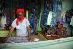 Stiftung Menschen für Menschen:Nachhaltige Frauenförderung