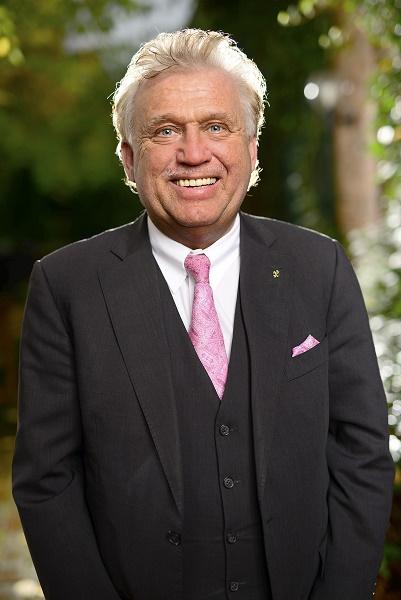 Martin Härtel setzt auf neue Ideen und Kompetenz