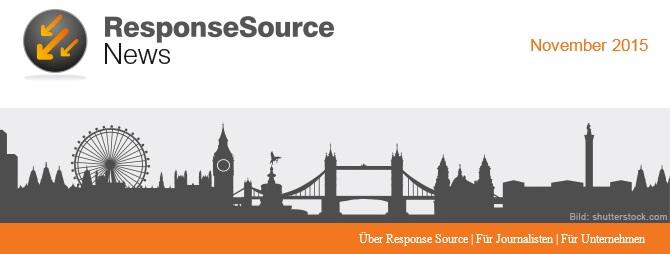 Journalismus der Generation Y: ResponseSource.de launcht Newsletter