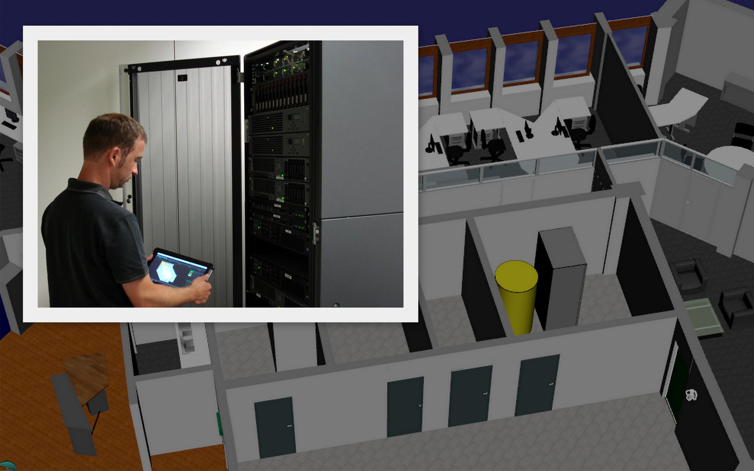 Die in-GmbH macht das Internet of Things in Smart Factories (be)greifbar
