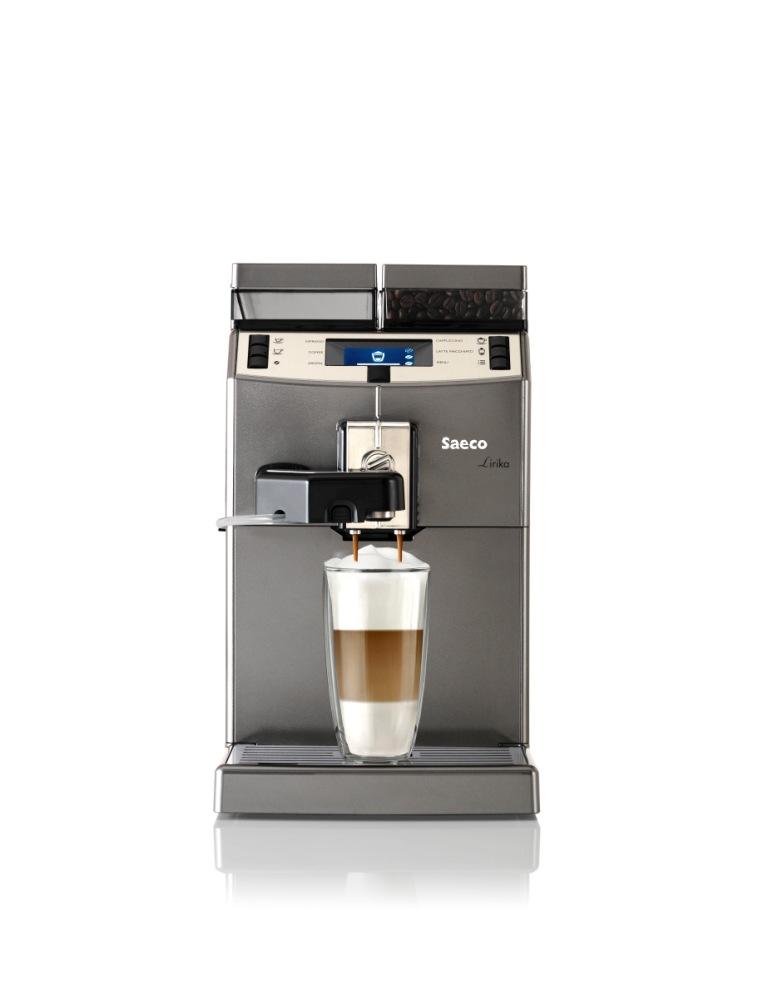 Die perfekte Kaffeemaschine f#xFCr's B#xFCro