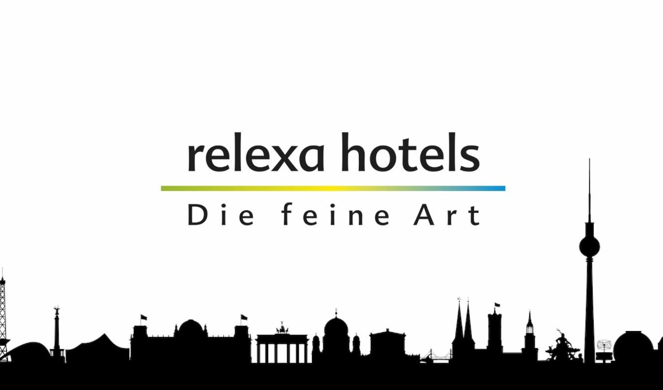 relexa hotel Berlin: ''Klappe, die erste!''