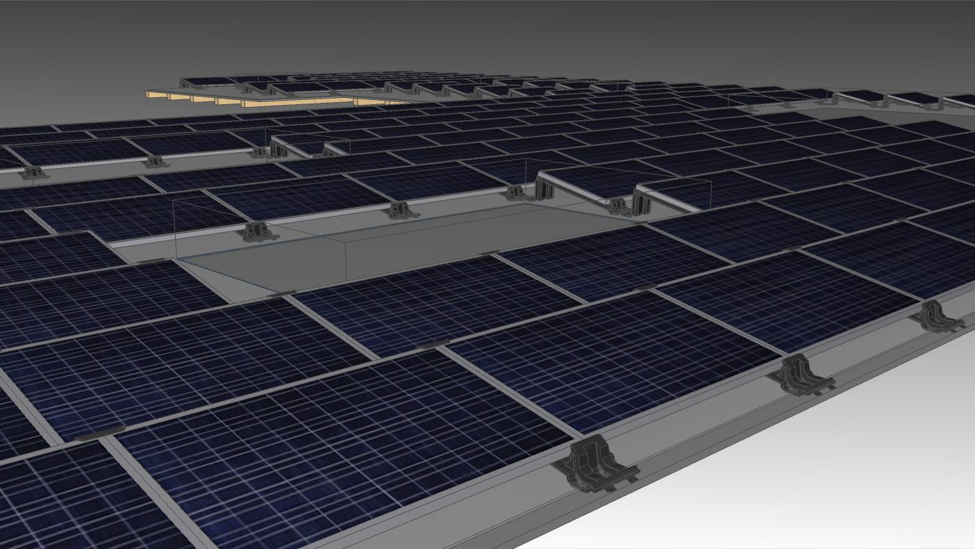 Planung komplexer Solar-Anlagen wird effizienter - plan4solar#xAEPV Software ist Planung auf Knopfdruck