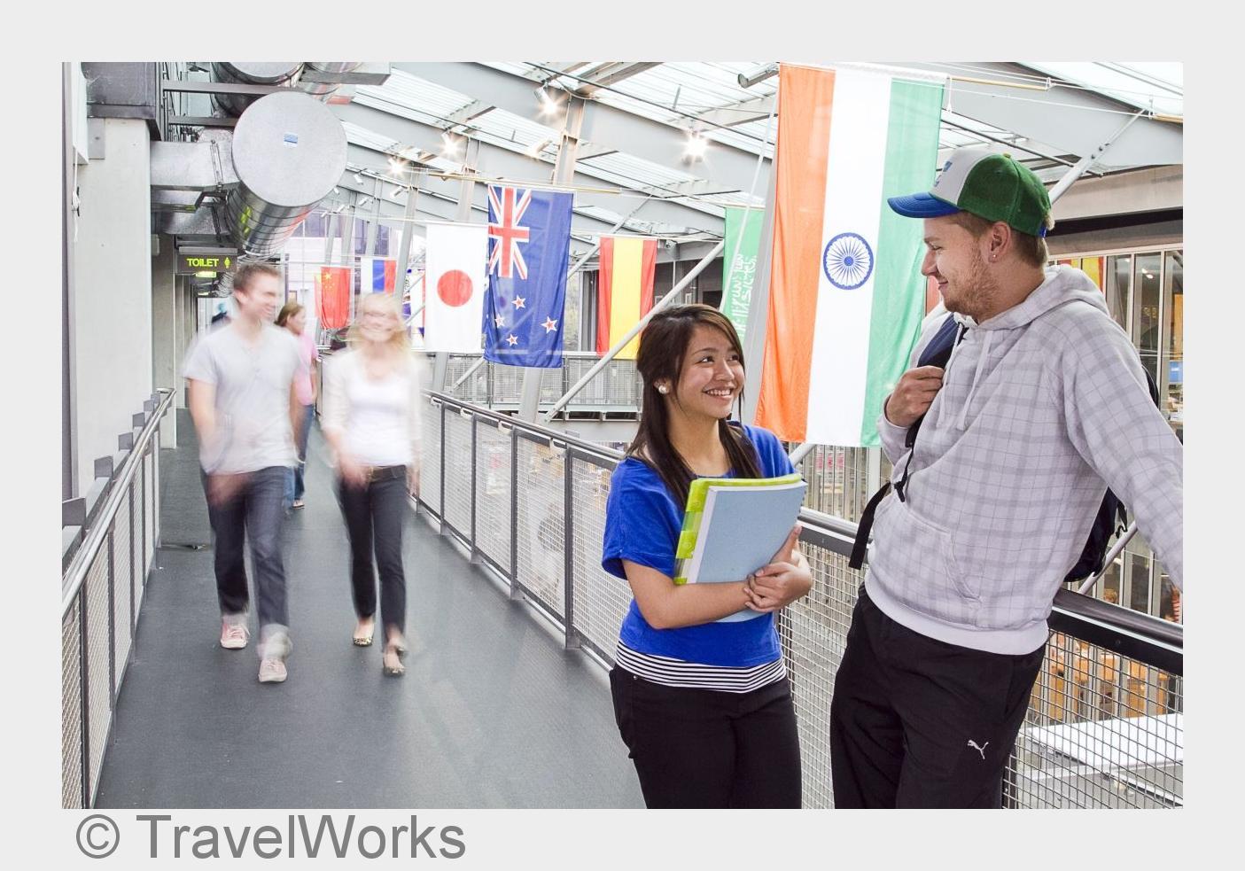 Neu: Campus Experience von TravelWorks   Das Kurzstudium im Ausland