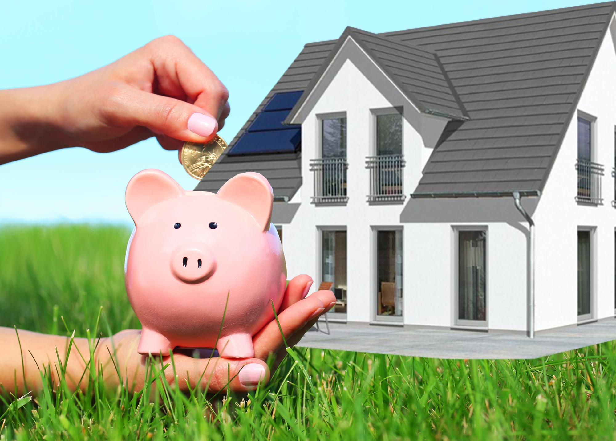 Town amp Country - Verbrauchertipp: Mit eingesparter Miete Massivhaus finanzieren