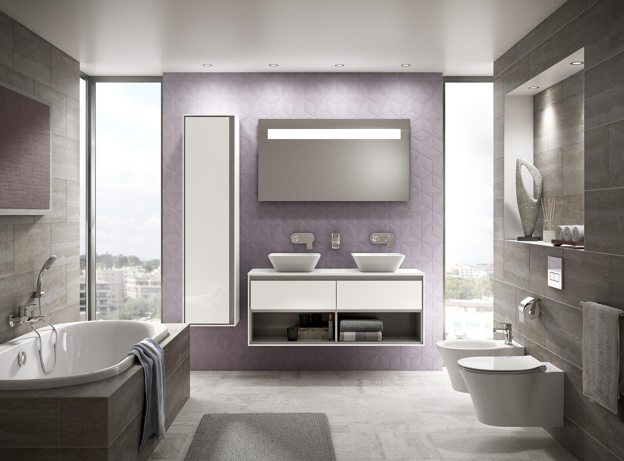 Ausgezeichnetes Design: Connect Air von Ideal Standard