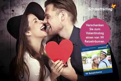 Mit einem Schritt zum Liebesglück – Schmetterling Marketing Aktion für alle Kooperationsbüros