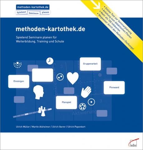 methoden-kartothek.de: Seminare einfach und vielseitig online planen