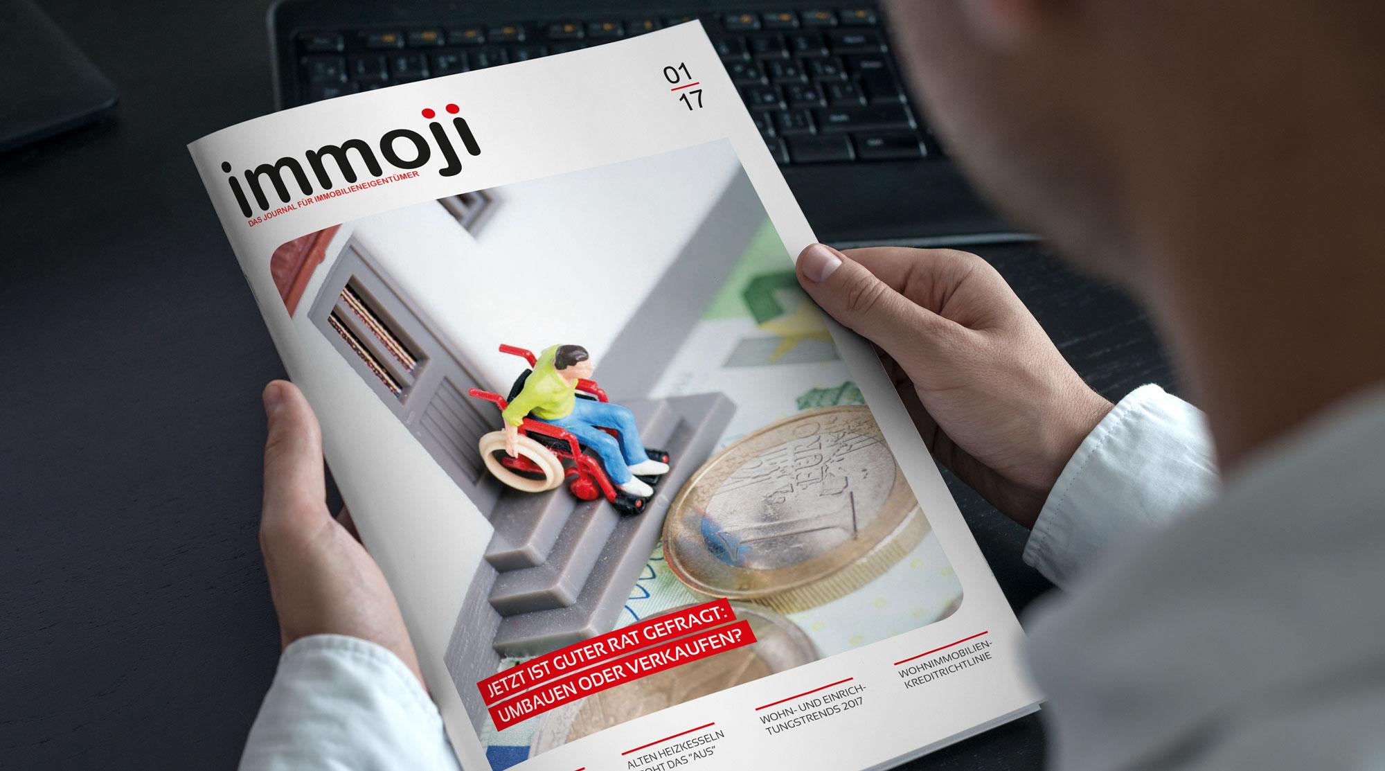 Marketing für Immobilienmakler: Mit wenigen Klicks zum eigenen Kundenmagazin