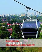 Buchvorstellung: Gestatten, Berlin Marzahn-Hellersdorf!