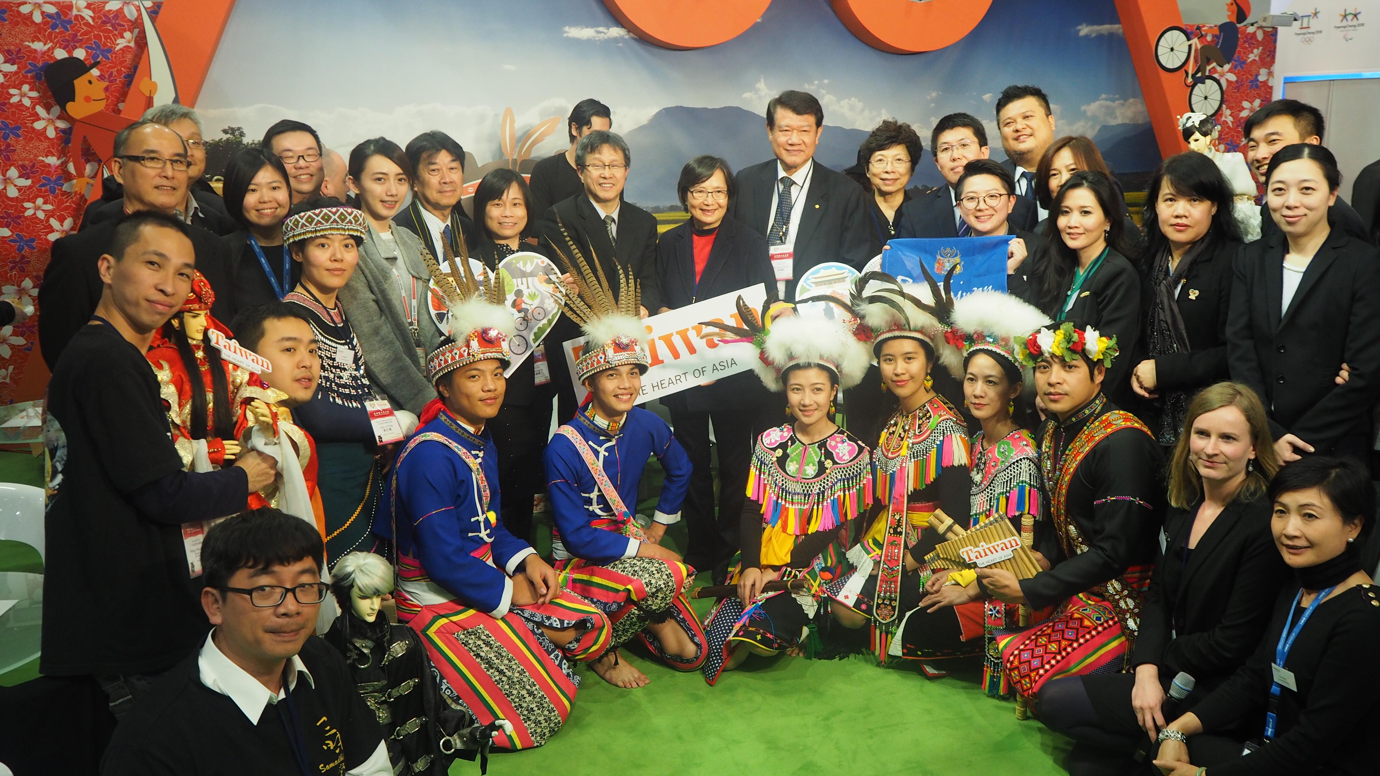Trend Destination Taiwan auf Erfolgskurs