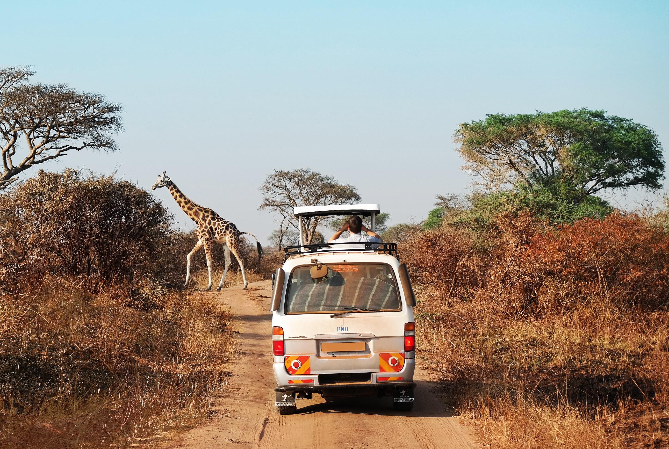 Bei Fernreisen nach Afrika an die eigene Gesundheit denken