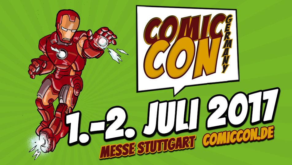 Nicht verpassen! Diese Woche startet die Comic Con Germany in Stuttgart.