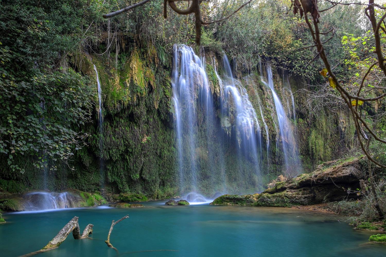 Antalyas erfrischender Badeort  Sapadere Canyon