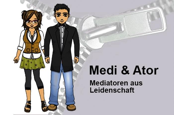 Medi&Ator und der Engelsbote