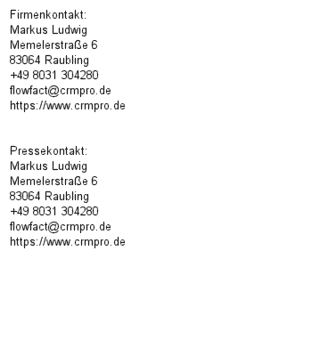 FLOWFACT SPAM Mails auf dem iPhone anzeigen