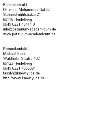 Petaurum Academicum in Heidelberg:   Private Hochschule für medizinische Assistenzberufe am Start