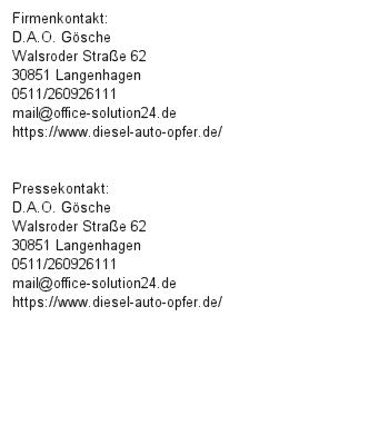 Abgasskandal: Motor EA288