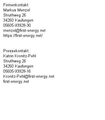 1.Kasseler Energiemanagertage am 18. und 19.09.2019