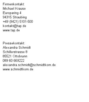 TAP.DE lädt zum Customer Day nach Augsburg ein
