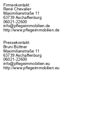 Pflegeappartement in Bayern provisionsfrei kaufen!