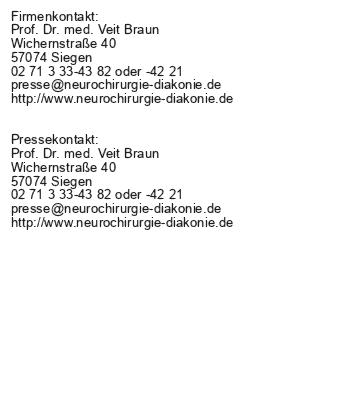 Alltag mit Aneurysma - Hinweise für Patienten aus Köln