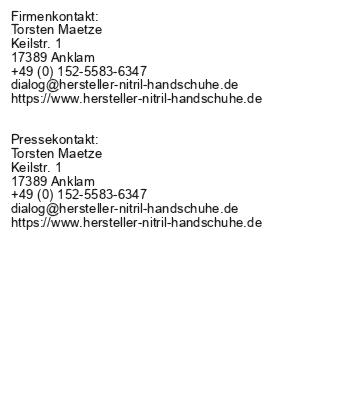 Hersteller Nitril-Handschuhe: BeModul GmbH: Nitrilhandschuhe direkt vom Hersteller
