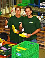 Bio-Brotbox für 15.000 Hamburger Grundschüler